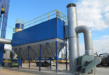 Baghouse Dust Collector for Asphalt Plants
